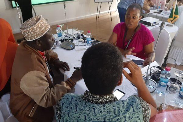 ICEPCVE interfaith workshop 2